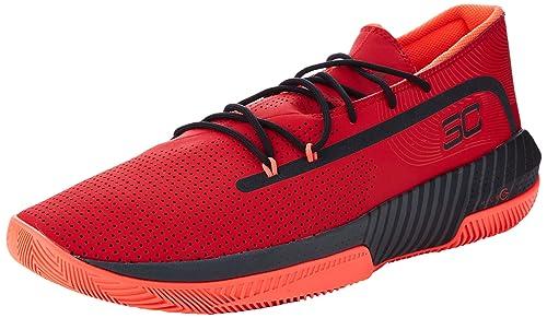 Under Armour UA SC 3zer0 III, Zapatos de Baloncesto para Hombre ...