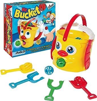 Diset - Mr. Bucket Game (60188): Amazon.co.uk: Toys & Games