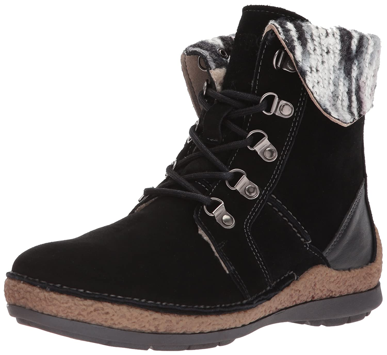 Propet Women's Dayna Ankle Bootie B06XRQKZCW 8.5 2E US|Black