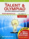 BMA's Talent & Olympiad Exams Resource Book for Class - 4 (Maths)