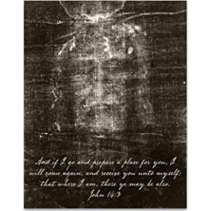Amazon com : Shroud of Turin Face of Christ 3D Holographic Holy Card