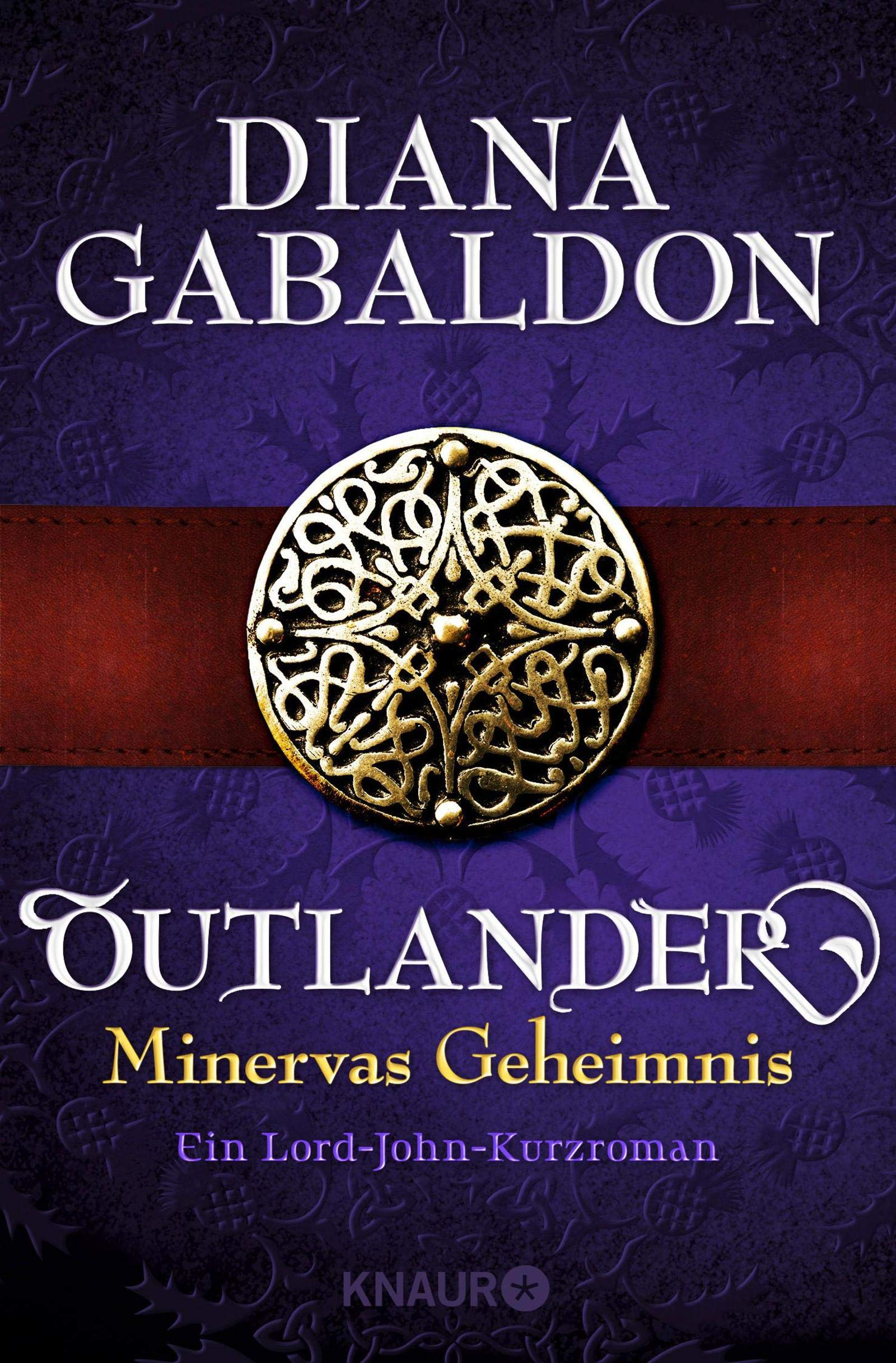 Outlander   Minervas Geheimnis  Ein Lord John Kurzroman