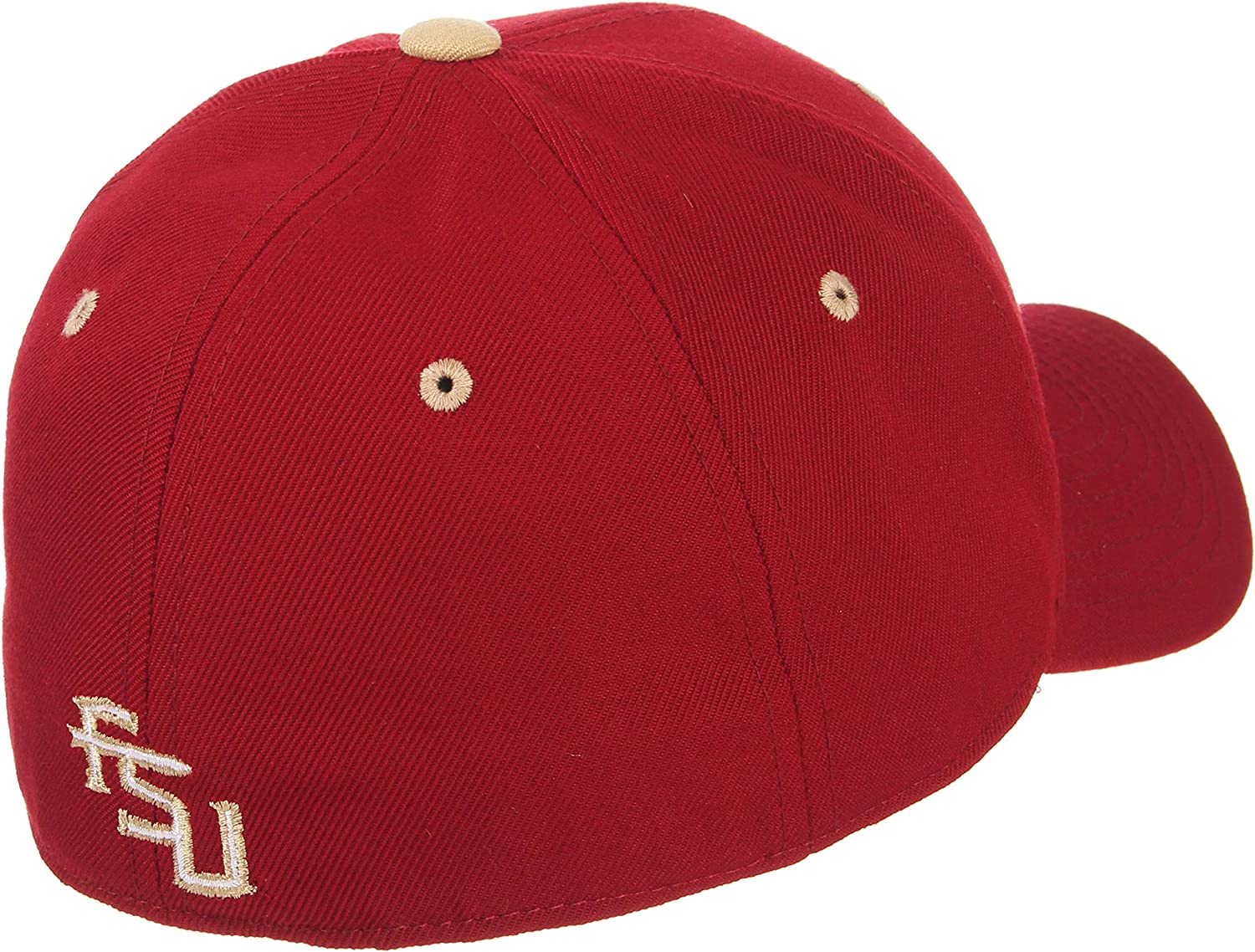 Cardinal NCAA Florida State Seminoles Mens DH Fitted Cap Size 7 1//4