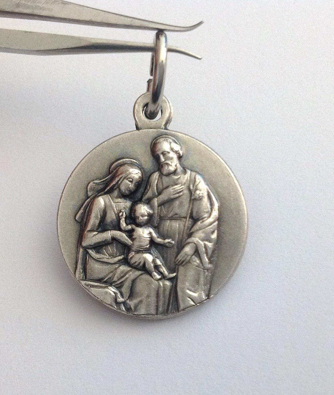 Les M/édailles des Saints Patrons M/édaille Sainte Famille
