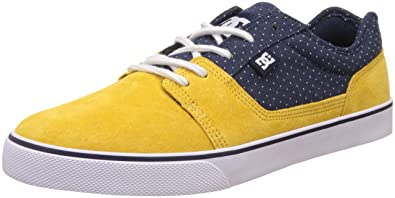 Tonik, Mens Low-Top Sneakers DC Comics