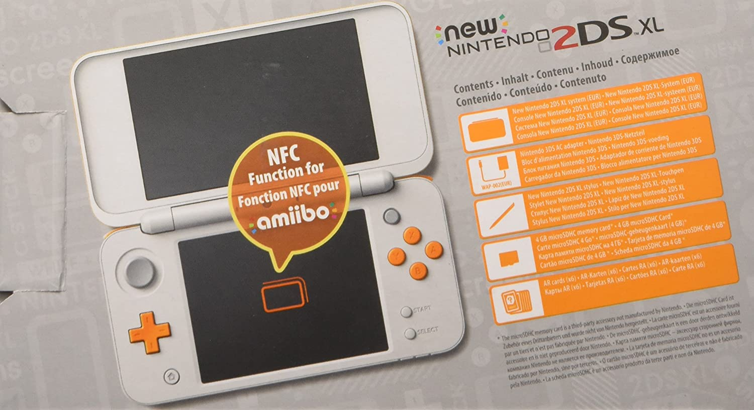 Nintendo New 2DS XL - Consola Portátil, Color Blanco y ...