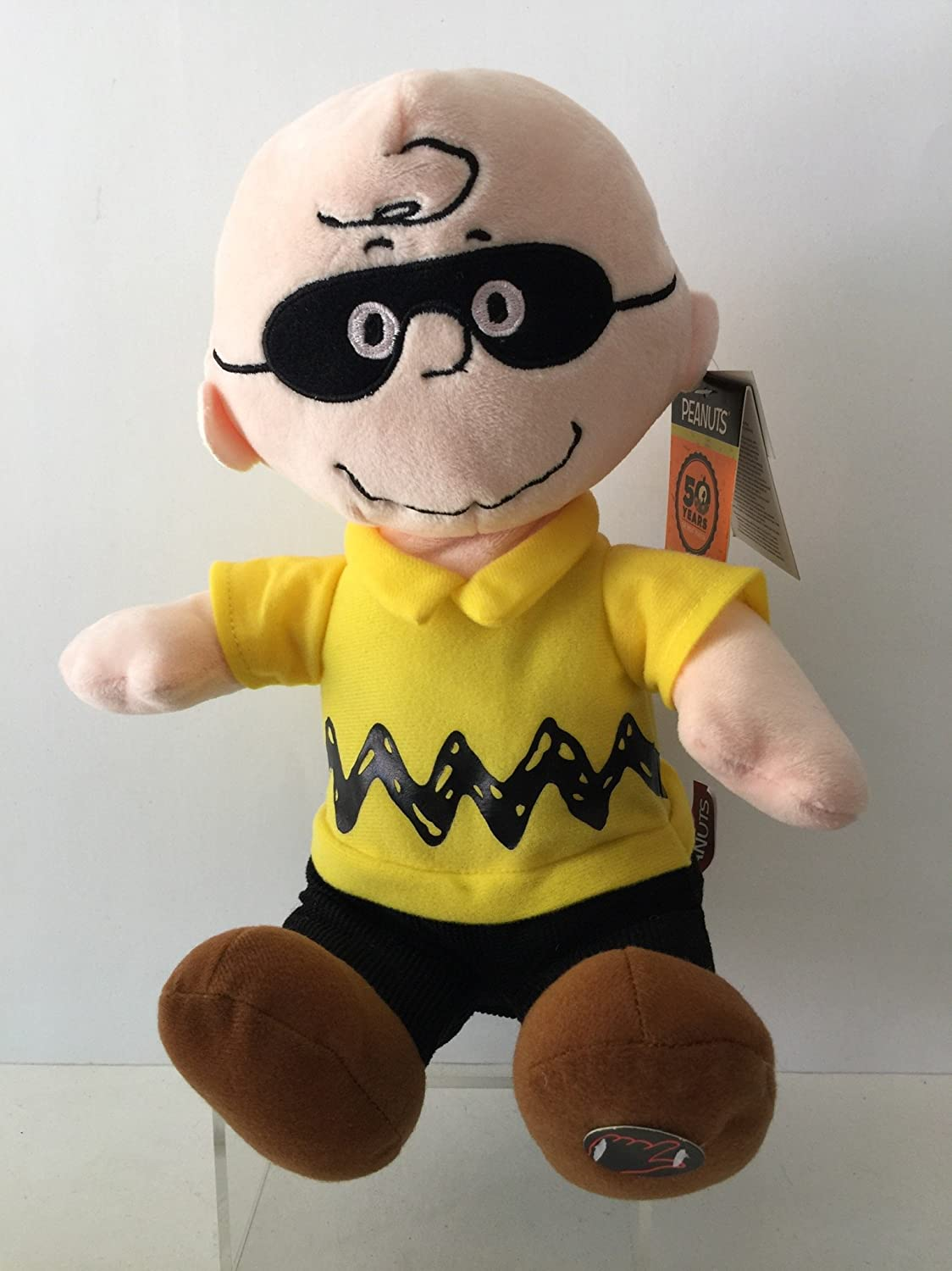 You can buy theCharlie Brown Halloween Animated Plush here