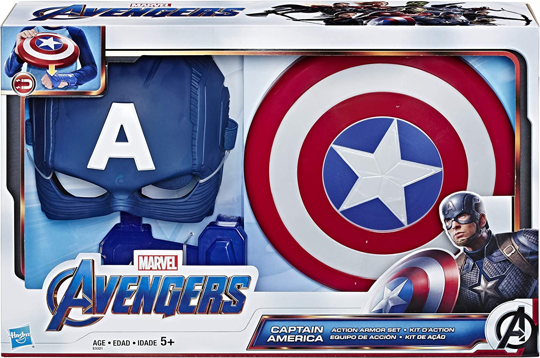 Marvel Avengers Captain T-Shirt Donna