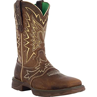 """Lady Rebel 10"""" Let Love Fly Western Boot-RD4424"""