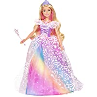 Barbie- Dreamtopia Superprincesa, Multicolor (Mattel GFR45)