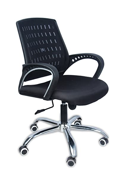 Green Soul Osaka Mid-Back Office Chair (Black)