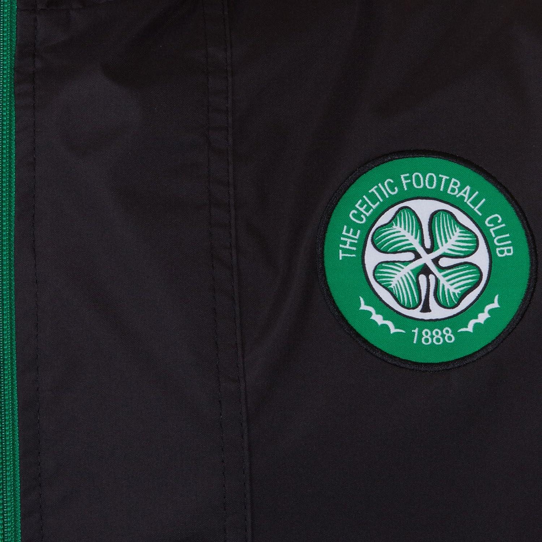 Celtic FC Official Football Gift Boys Kids Fleece Jogger Shorts