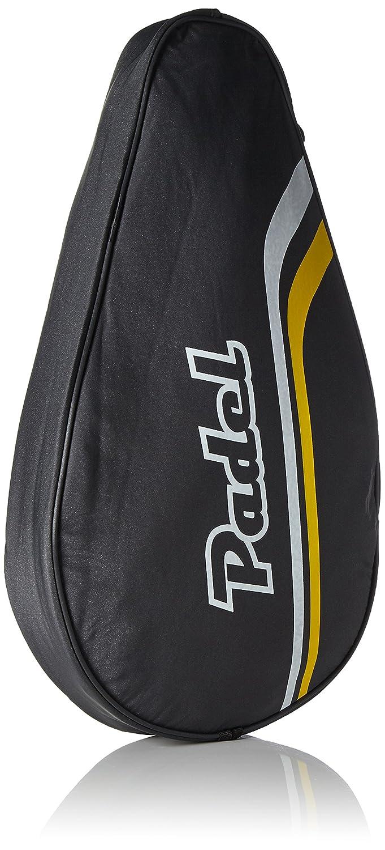 Softee - Funda Neutra Pala-Padel, color negro: Amazon.es: Deportes ...