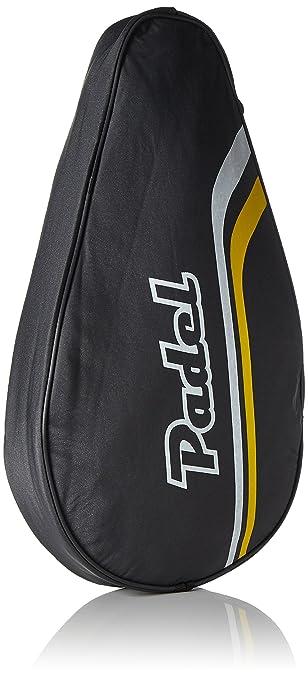 Softee - Funda Neutra Pala-Padel, color negro: Amazon.es: Deportes y aire libre