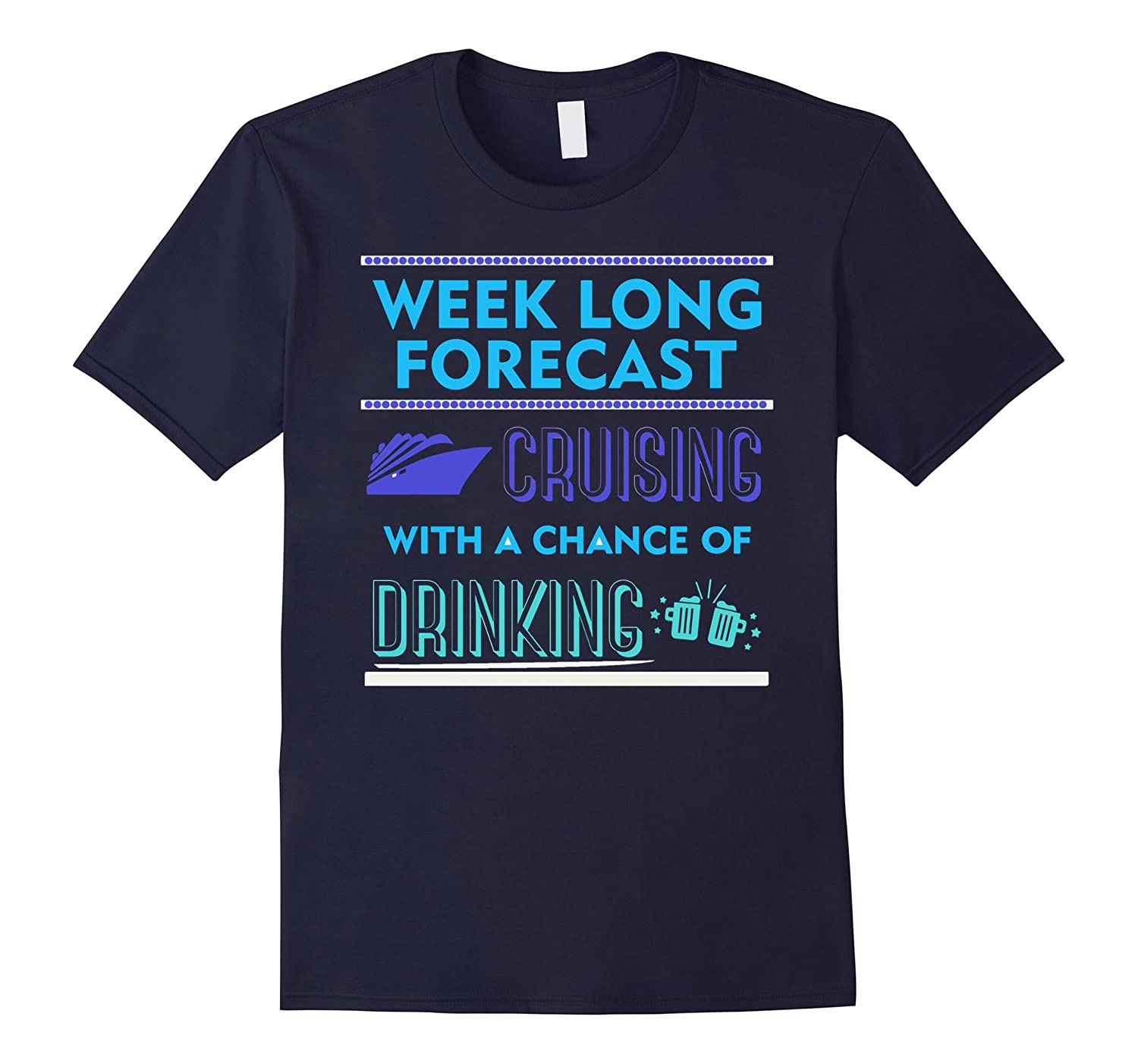 Cruise Week Long Forecast Cruising With A Chance Of Drinking-TH