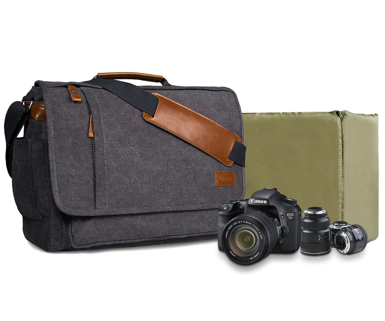 fd5ebf0194a0b Estarer Fototasche SLR DSLR Kamera Tasche aus  Amazon.de  Kamera