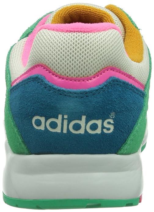 adidas Tech Super W, Damen Sneakers, Mehrfarbig (Solo Mint