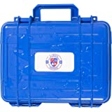 Always Prepared | Marine Kits - Waterproof Storage Case with First Aid & Emergency Survival Supplies - Ideal for Boats, Sailing and Coastal Guards