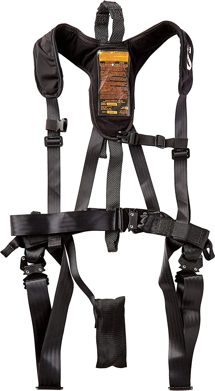 Summit Treestands Men's Sports Safety Harness