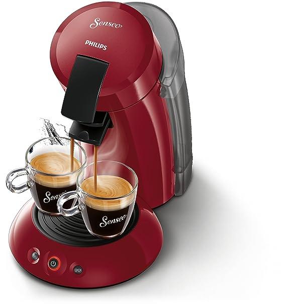 Philips Cafetera de monodosis de café HD7818/82 HD7818/82-Senseo ...
