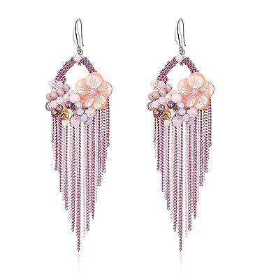 Amazon.com: Jewels Galaxy Exclusivo Luxuria Colección Cobre ...