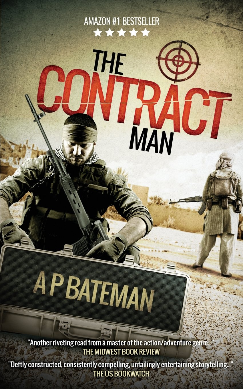 The Contract Man (Alex King) ebook