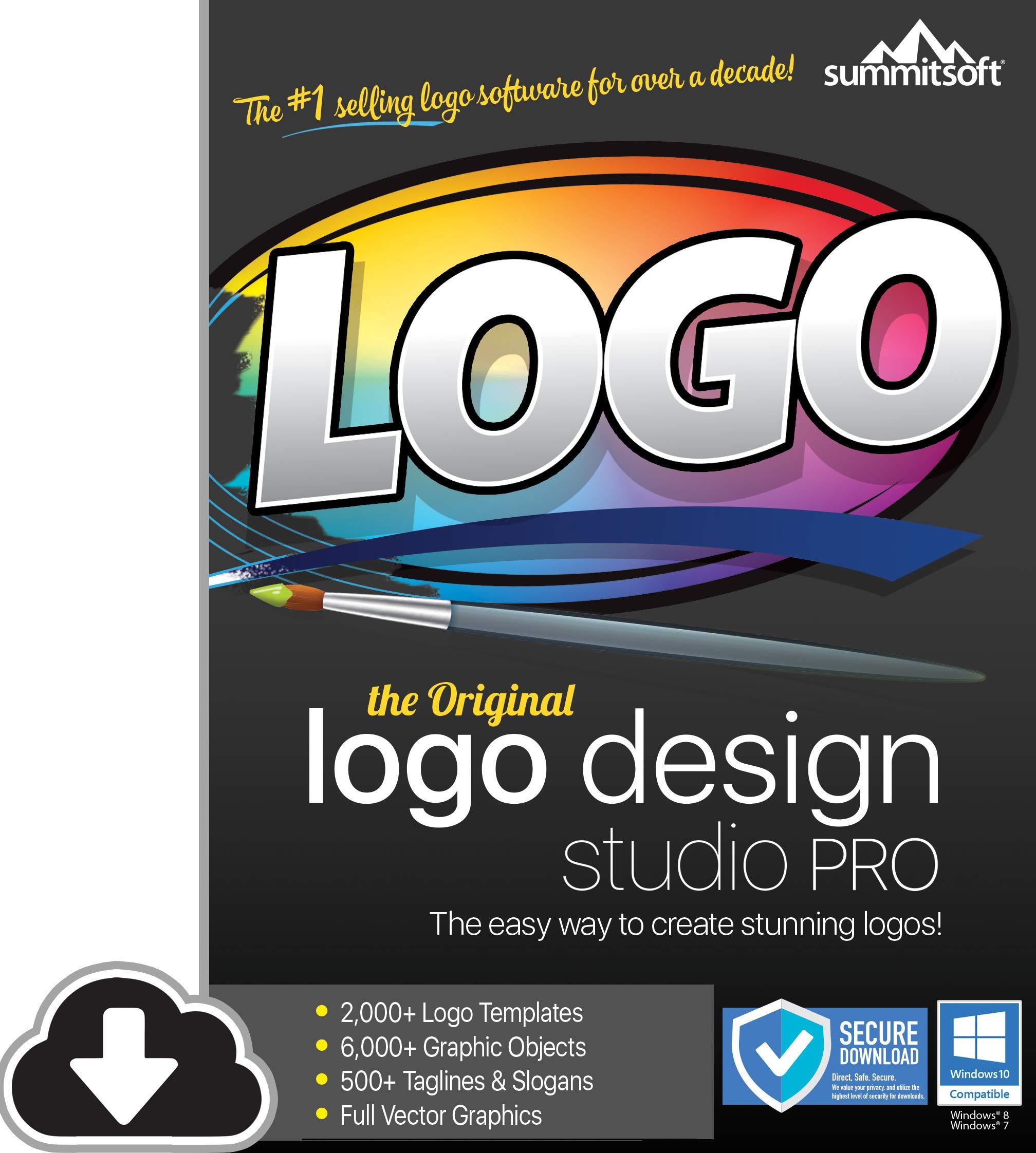 Logo Design Studio Pro v1.7.7 [PC Download] by Summitsoft