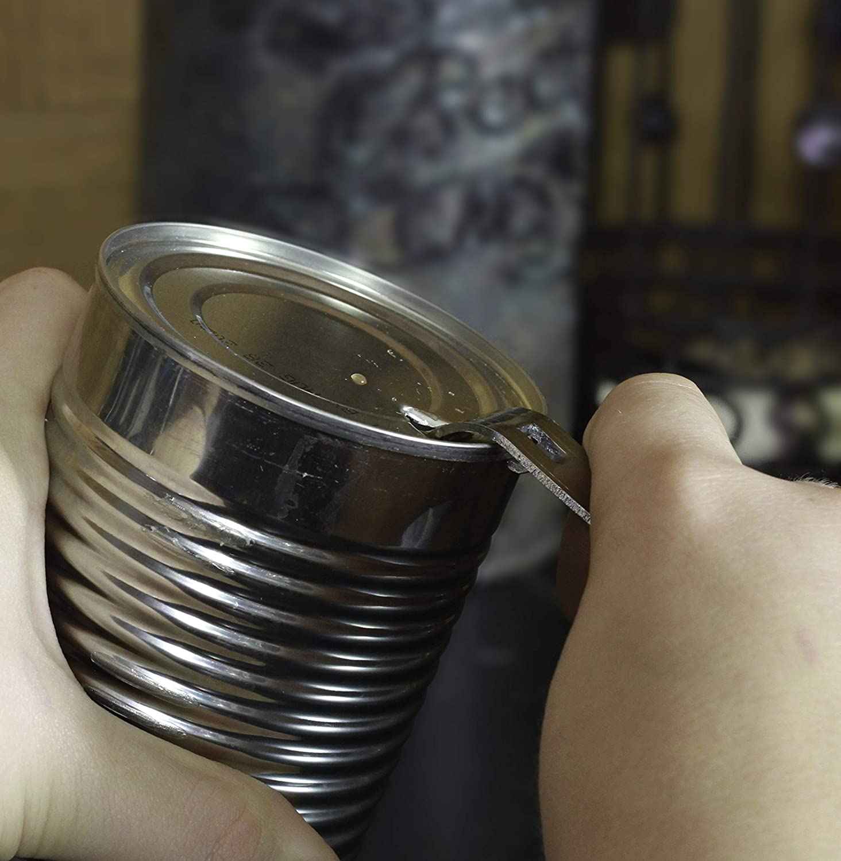 Steel Chef Craft 21297 Bottle Opener Silver