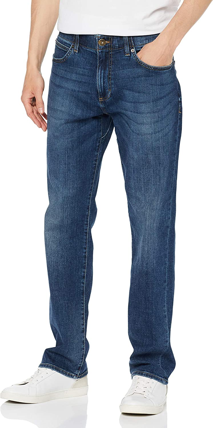 Lee Extreme Motion Straight Jeans para Hombre
