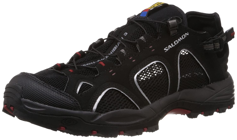 Salomon Techamphibian 3, Zapatillas de Deporte Exterior para Hombre