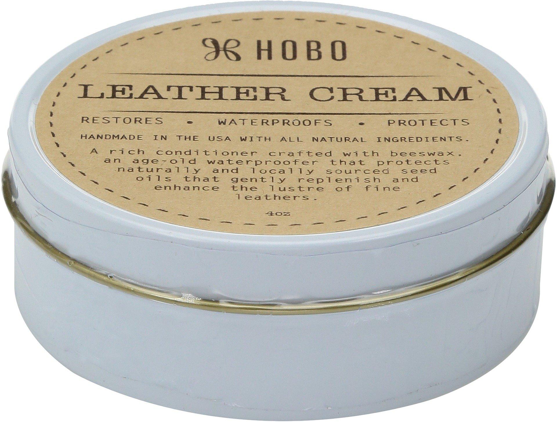 Hobo Women's Leather Cream 4oz. Tin N/A Shoe Care