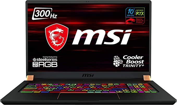 MSI GS75 10SFS-225 Stealth