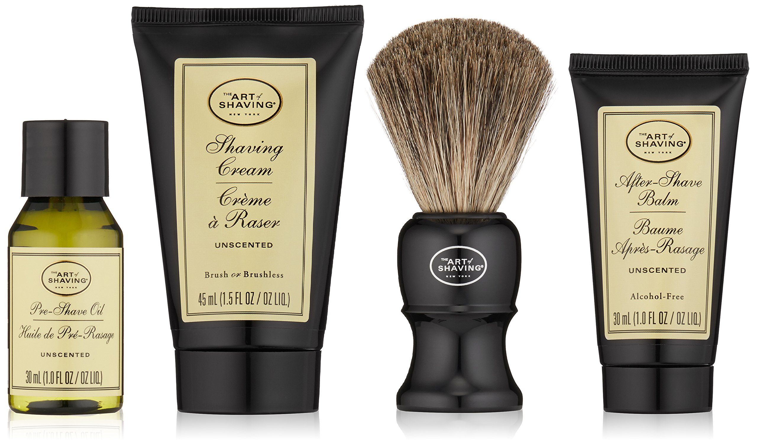 The Art Of Shaving Mid-Size Kit, Unscented by The Art of Shaving