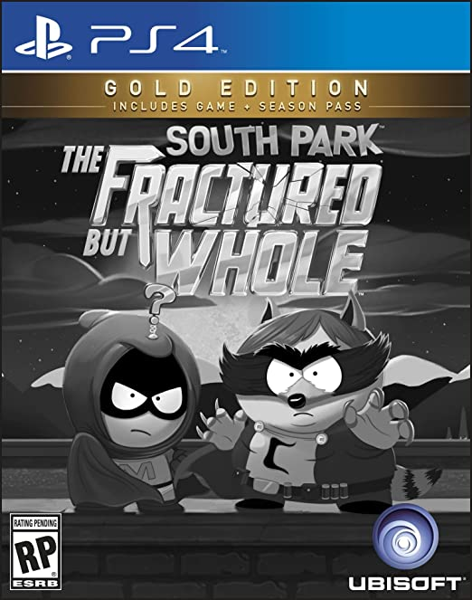 South Park: The Fractured But Whole SteelBook Gold Edition (Includes Season Pass subscription) - PlayStation 4