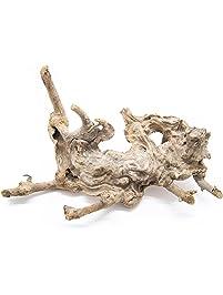 """Aquatic Arts 1 Small Piece of Congo Wood Natural Aquarium Driftwood, 6-9"""""""
