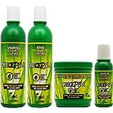 BOE Crece Pelo - Lote de productos para el crecimiento del cabello