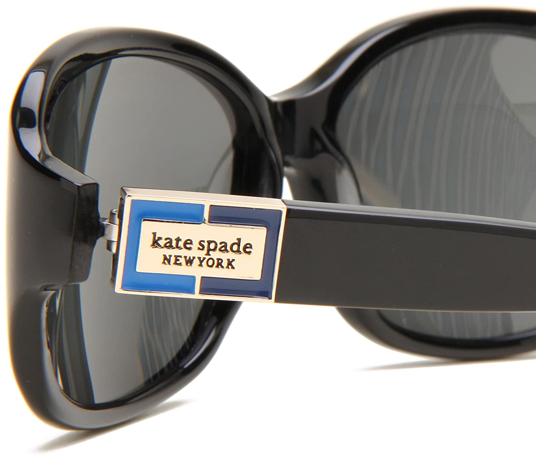 1cf017834db Amazon.com  Kate Spade Women s Annikps Polarized Rectangular Sunglasses