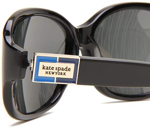 5513b5b233 Amazon.com  Kate Spade Women s Annikps Polarized Rectangular  Sunglasses