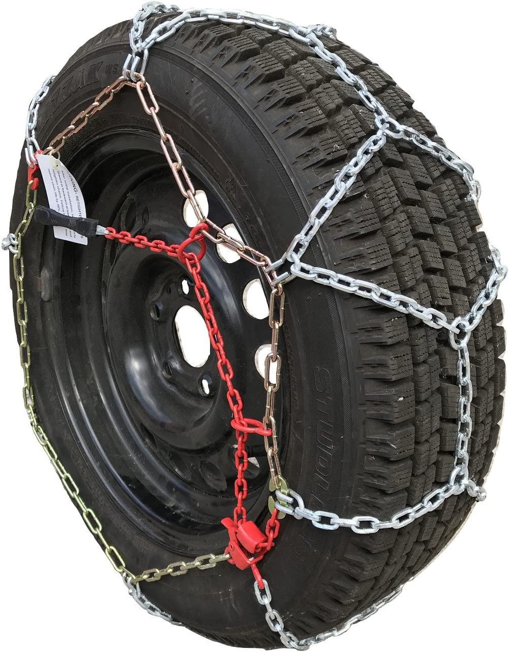 TireChain.com 275//55R20 275//55 20 ONORM Diamond Tire Chains Set of 2
