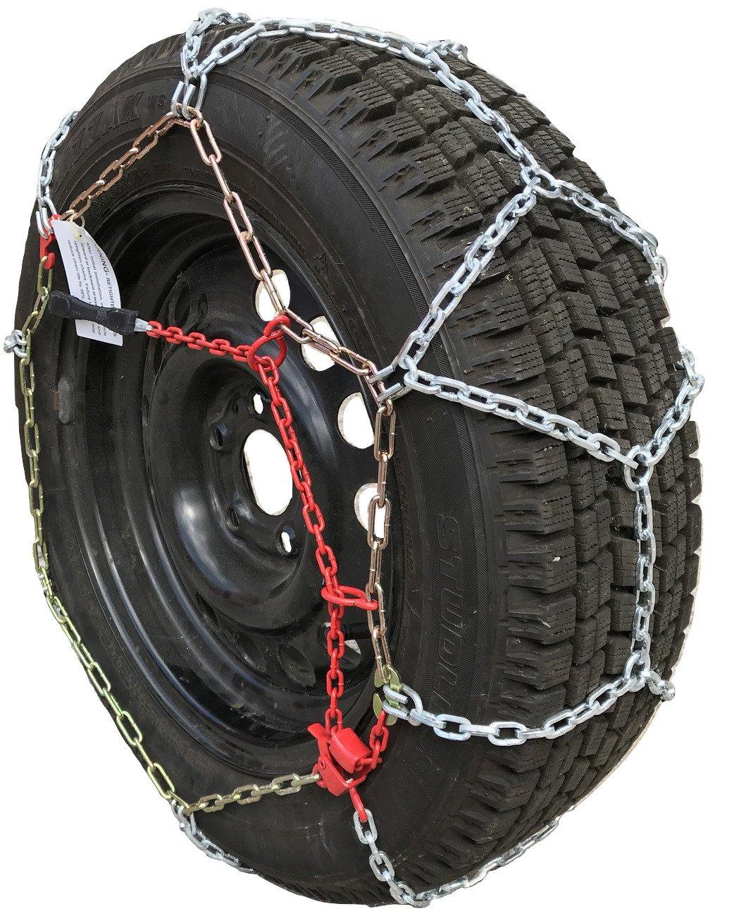 TireChain.com 285/60R18, 285/60 18 ONORM Diamond Tire Chains Set of 2