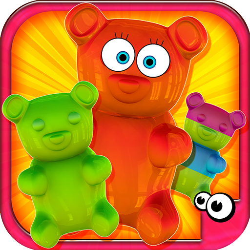 iMake Giant Gummies-Free Gummy Maker by Cubic Frog Apps! More Gummies?