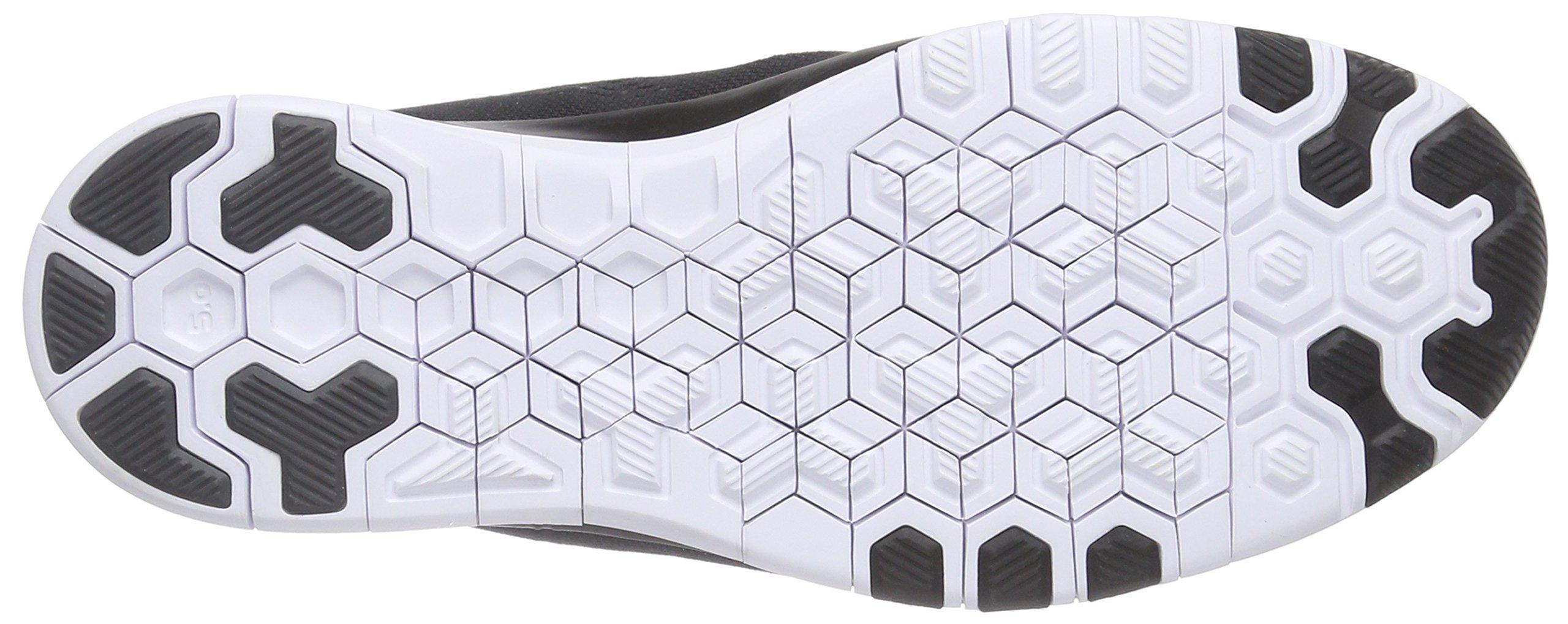 Nike Womens Free 5.0 Tr Fit 5 Black/White/Dark Grey/White Training Shoe 5 Women US by Nike (Image #3)