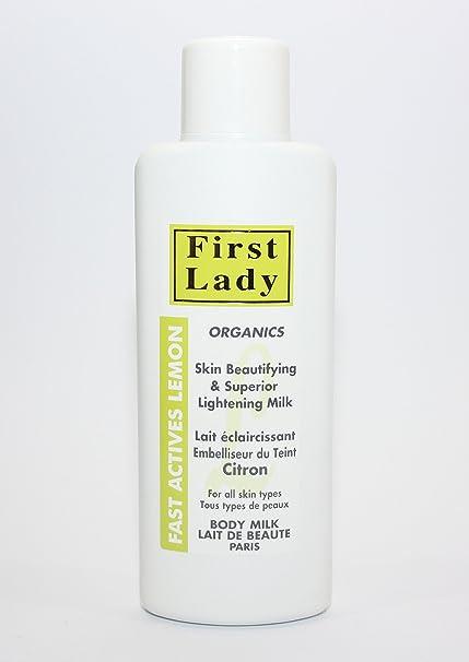 Loción de aceite de limón natural para blanqueamiento de la piel, para aclarar, dar