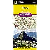 Peru (National Geographic Adventure Map, 3404)