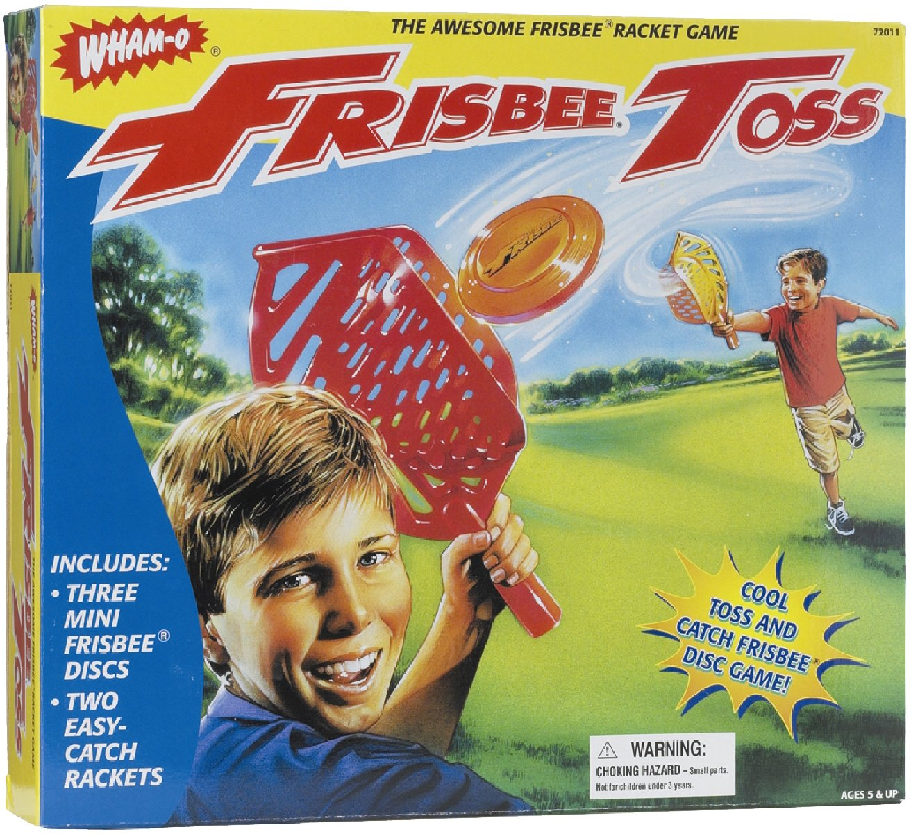 amazon com frisbee disc toss and catch game flying discs