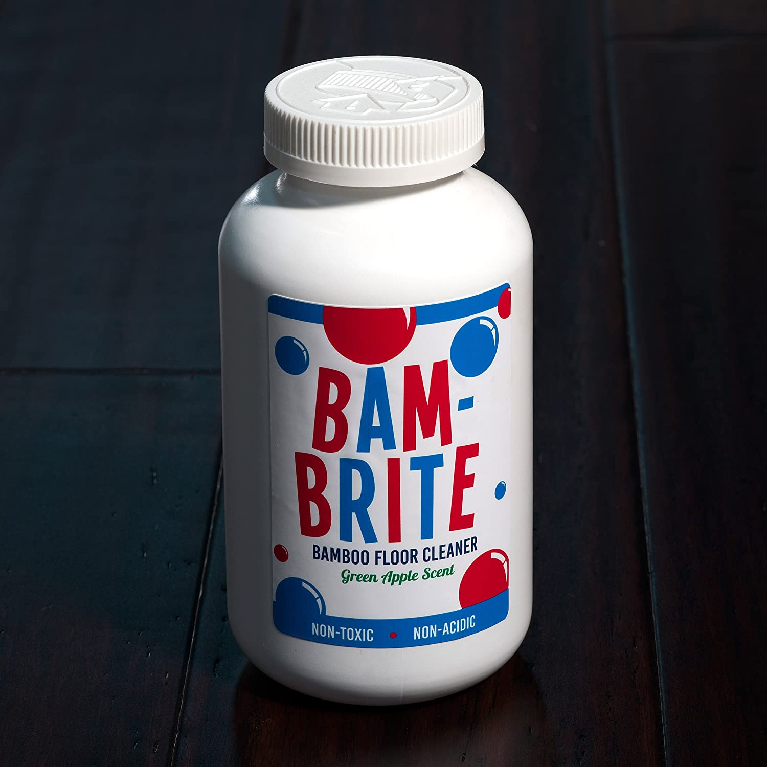 Amazoncom Bam Brite Bamboo Floor Cleaner Concentrate Value Size 25Oz Home