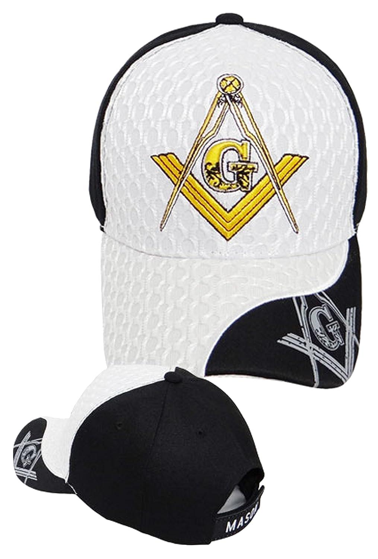 Amazon.com  Buy Caps and Hats MASON BASEBALL CAP Masonic Freemason Hat   Sports   Outdoors 814ba908c1d