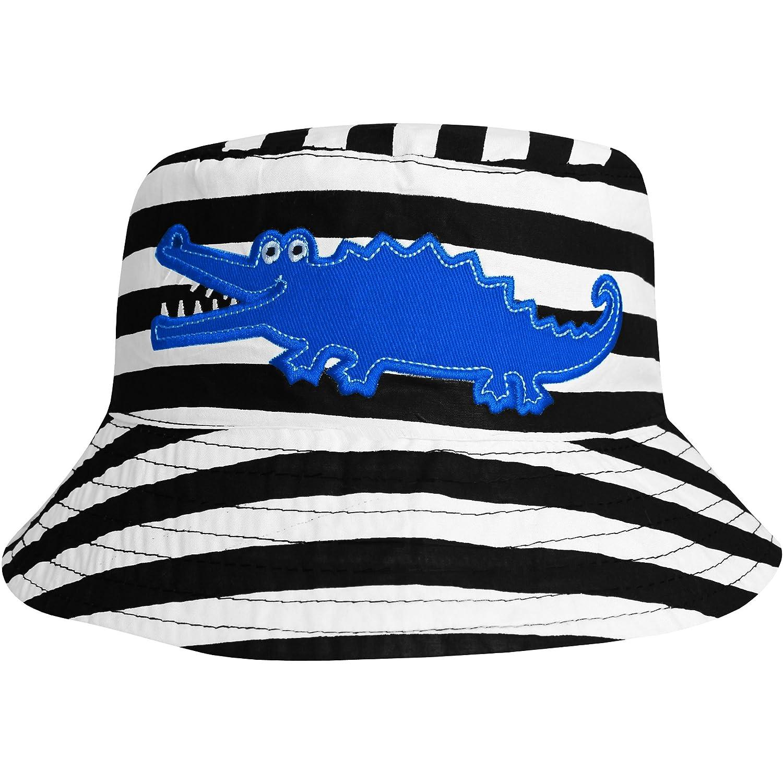 Boy's Baby & Toddler Humbug Crocodile Summer Bucket Sun Hat
