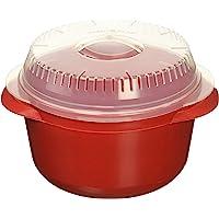 Nordic Ware - Caldera multiusos, talla única, color rojo