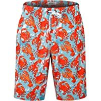 APTRO Men's Swim Trunks Quick Dry Bathing Suits Beach Holiday Party Board Shorts